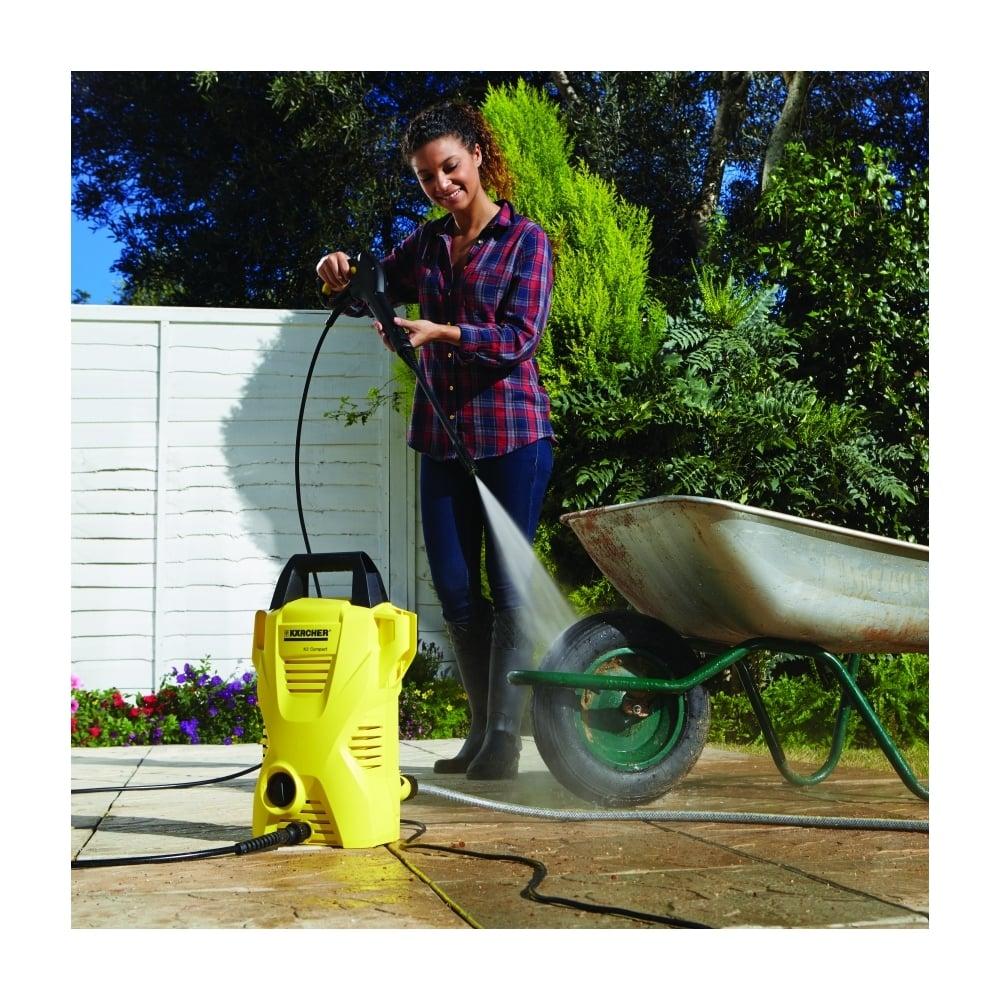 karcher pressure washer k2 compact car home karcher. Black Bedroom Furniture Sets. Home Design Ideas