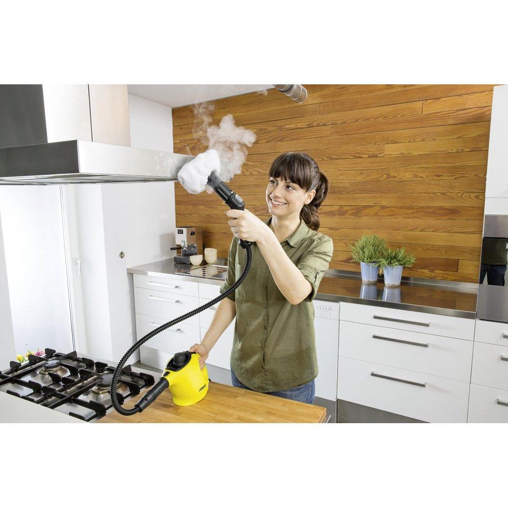 Kitchen Floor Steam Cleaner Karcher Sc1 Premium Steam Cleaner With Floor Kit Malaysia My