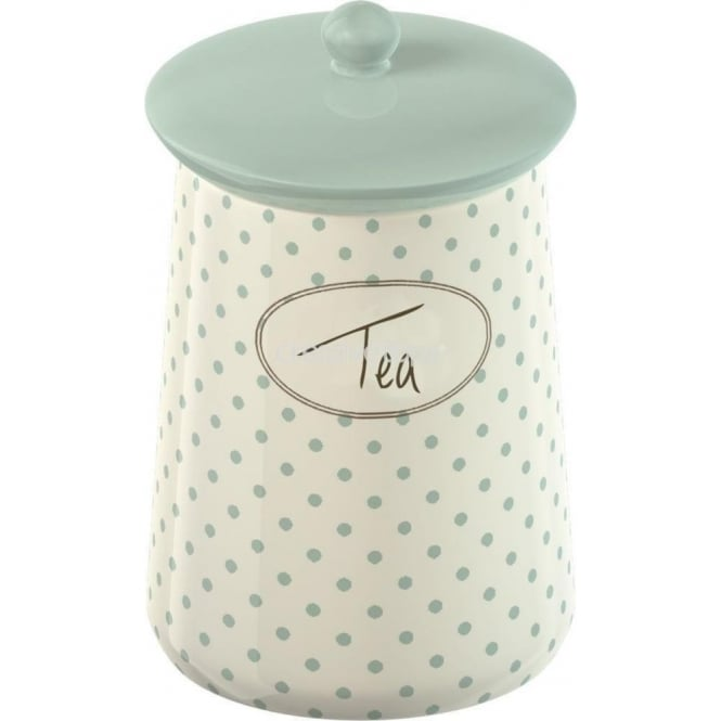 Katie Alice Cottage Flower Ceramic Tea Jar