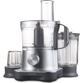 FPM260 Multipro Compact Food Processor, Stainless Steel