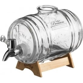 1L Gift Boxed Barrel Dispenser