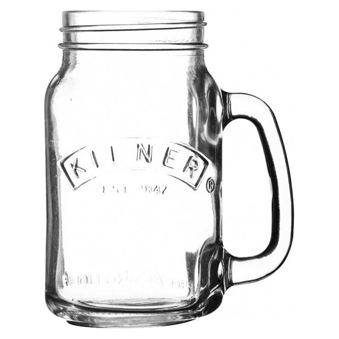 Kilner Handled Jar 0.5L