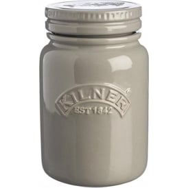Kilner Ceramic Storage Jar, Morning Mist
