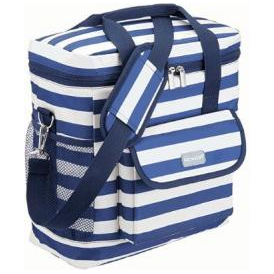 12L Lulworth Stripe Cool Bag