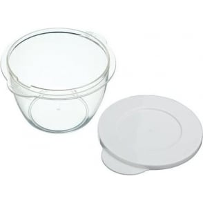 KCMPOT2PC 300 ml Microwave Cook and Store Container, Set of 2