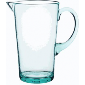 Melamine Recycled Glass Look 2L Pitcher Jug