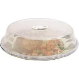 Microwave 26cm Plate Cover with Air Vent