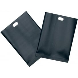 Non-Stick Pack of 2 Reusable Toaster Bags