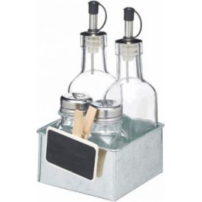 Palmero Condiment Caddy