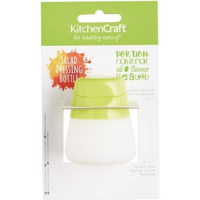 Kitchen Craft Squeezy Dressing Bottle