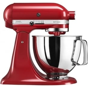 125 Artisan 4.8L Stand Mixer, Empire Red