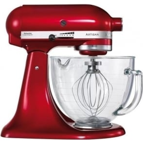 156 Artisan 4.8L Stand Mixer, Candy Apple