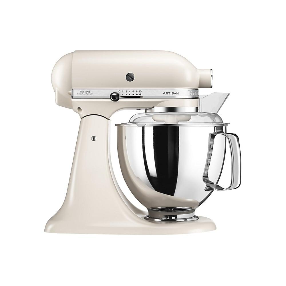 Kitchenaid 175 Artisan 4 8l Stand Mixer Cafe Latte