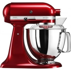 175 Artisan 4.8L Stand Mixer, Candy Apple
