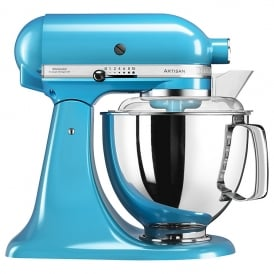 175 Artisan 4.8L Stand Mixer, Crystal Blue