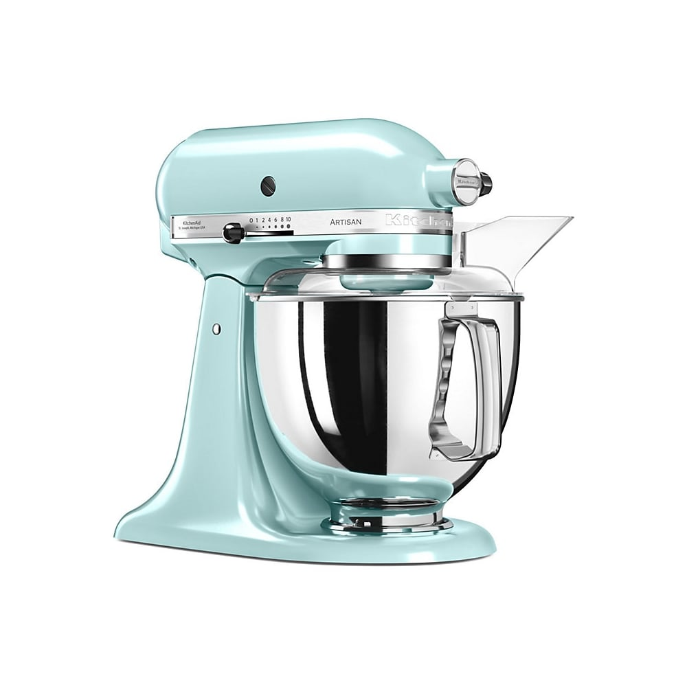kitchenaid 175 artisan 4 8l stand mixer. kitchenaid 175 artisan 4.8l stand mixer, ice blue kitchenaid 4 8l mixer u