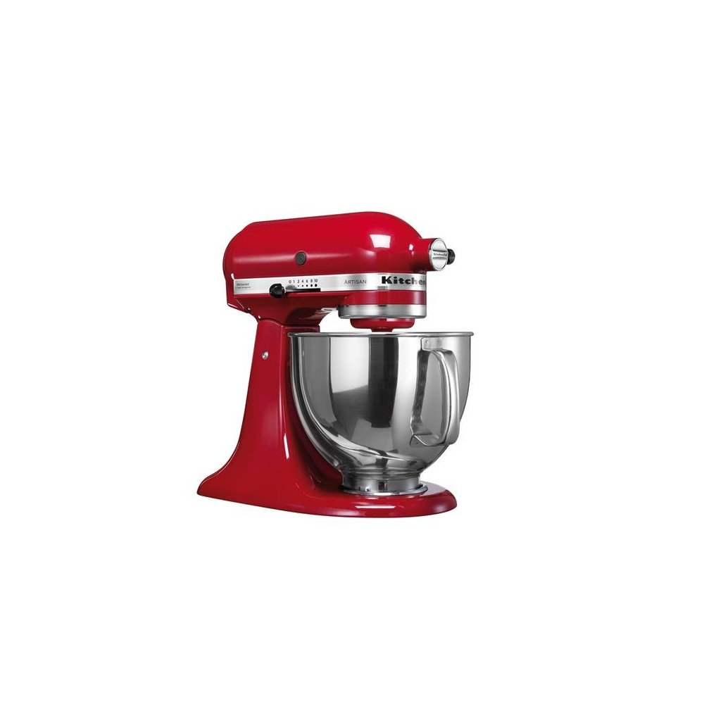 kitchenaid 4 8l artisan stand mixer empire red. Black Bedroom Furniture Sets. Home Design Ideas