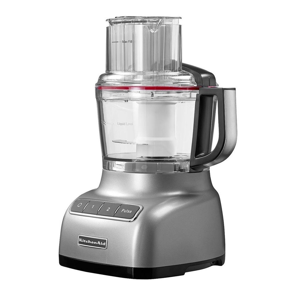Kitchenaid 5kfp0925bcu 2 1l food processor silver for Kitchenaid food processor