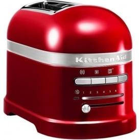 Artisan 2 Slice Toaster, Candy Apple