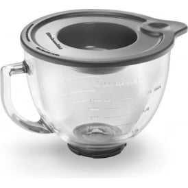 Glass Bowl for 4.8L Stand Mixers