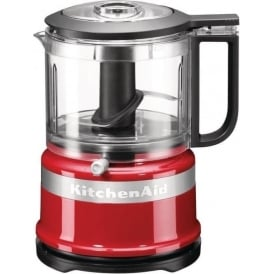 Mini Food Processor, Empire Red
