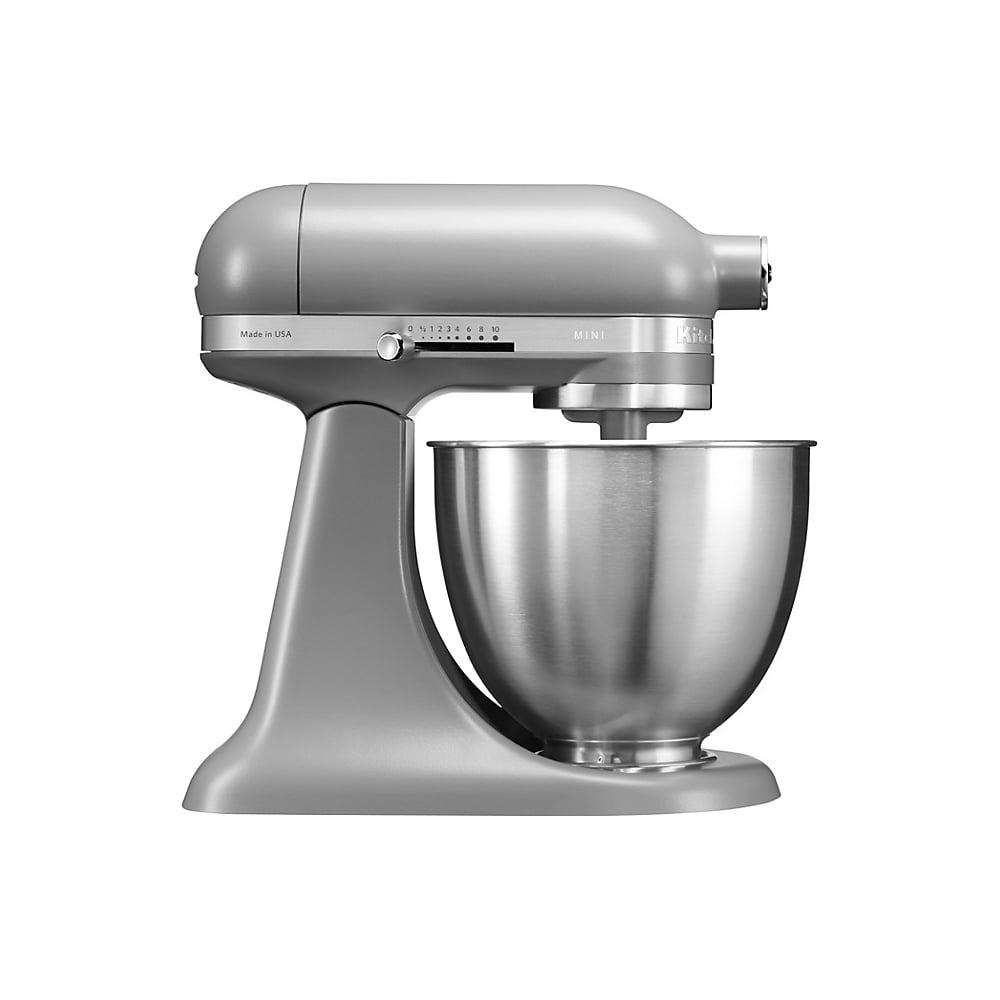 Kitchenaid Mini Mixer Matte Grey Home Appliances From