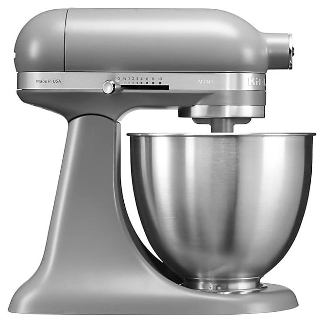 Kitchenaid Mini Mixer Matte Grey Home Appliances From