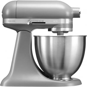 Mini Mixer, Matte Grey
