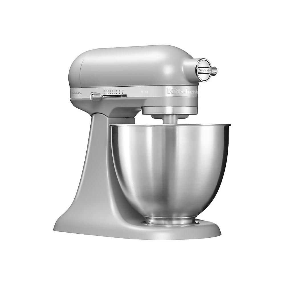 Mini Mixer Matte Grey
