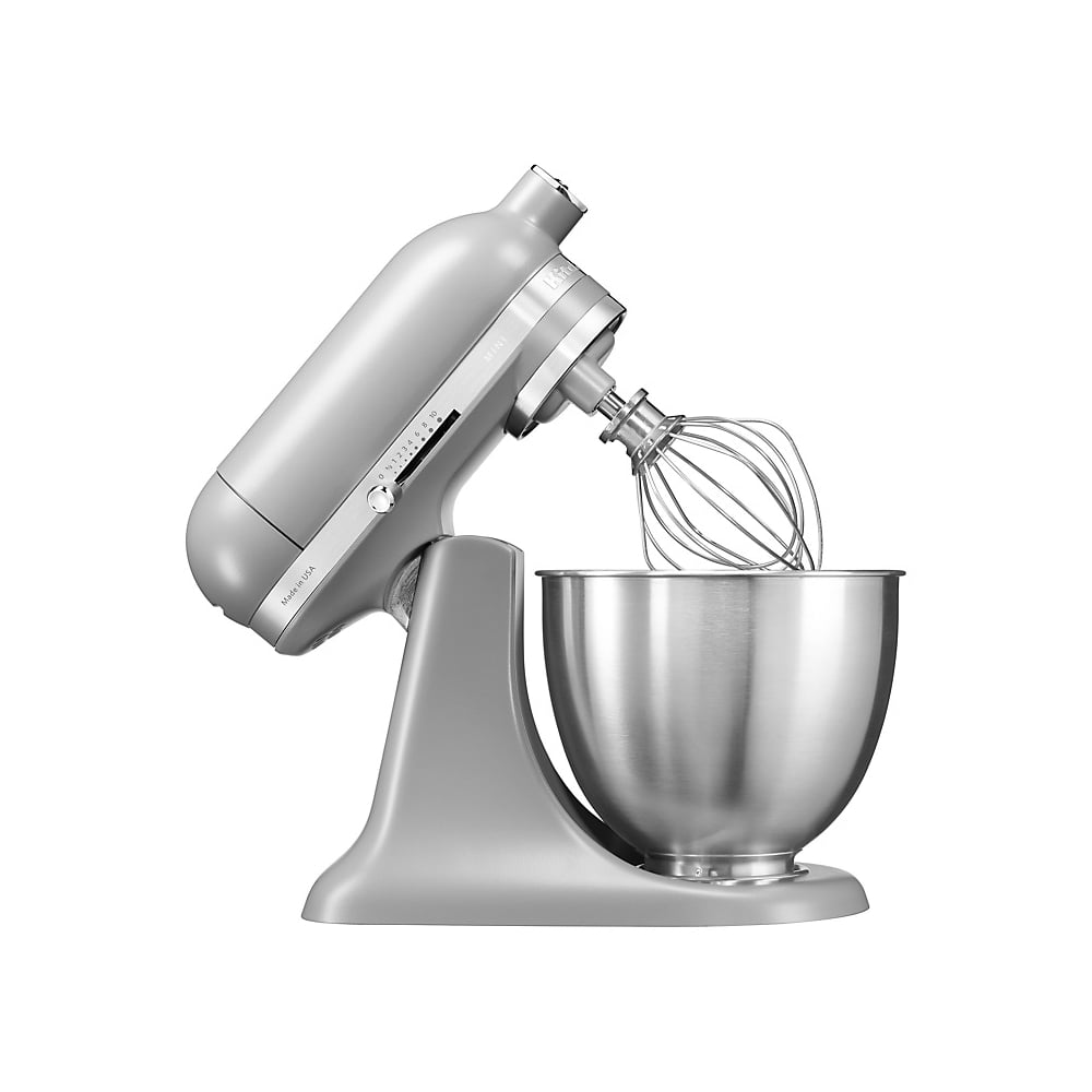 Grey Kitchenaid Mixer: KitchenAid Mini Mixer, Matte Grey