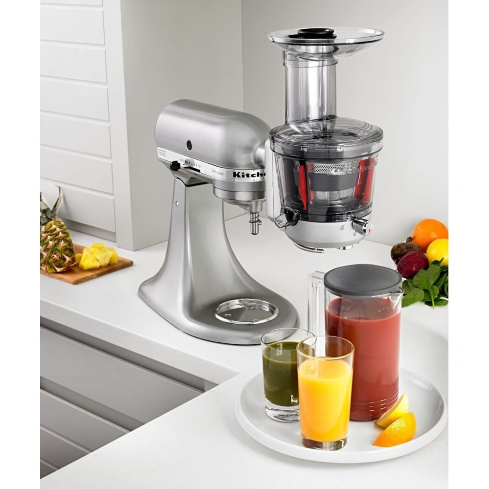 KitchenAid Stand Mixer Juicer and Sauce Attachment - Home Appliances ...