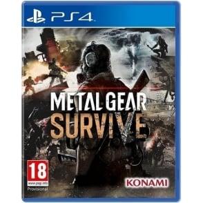 Metal Gear: Survive PS4