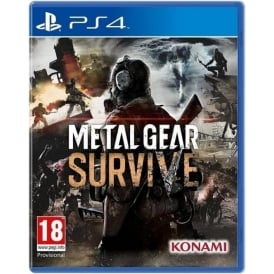 Metal Gear: Survive PS4