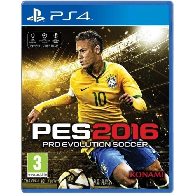 Konami PS4 Pro Evo 16