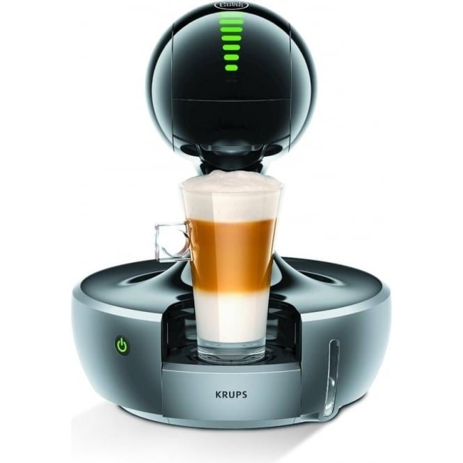 Krups Dolce Gusto Drop Automatic Coffee Machine by Krups, Silver