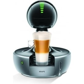 Dolce Gusto Drop Automatic Coffee Machine by Krups, Silver