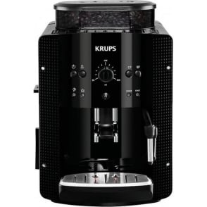 EA8108 Bean To Cup Coffee Machine, Black