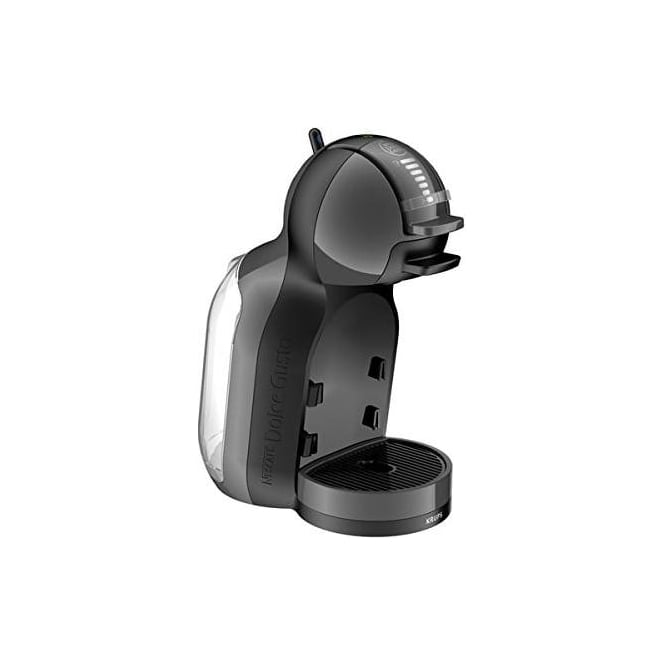 Krups KP120840 Dolce Gusto Mini Me Capsule Coffee Machine, Black