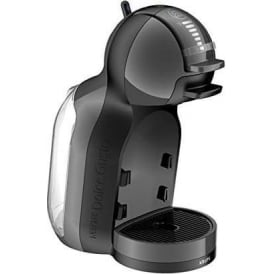 KP120840 Dolce Gusto Mini Me Capsule Coffee Machine, Black