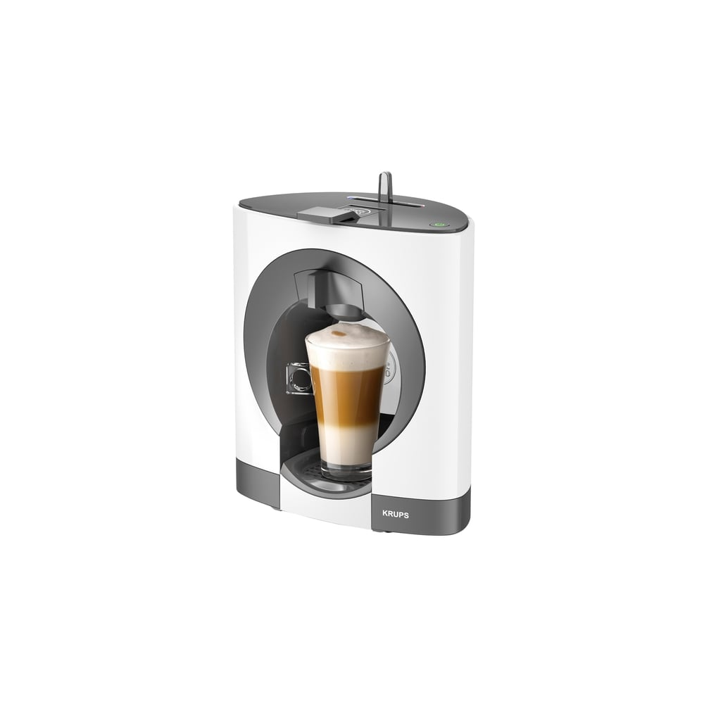 krups oblo dolce gusto coffee machine white home appliances from uk. Black Bedroom Furniture Sets. Home Design Ideas