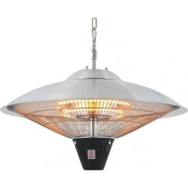 Hanging Halogen Electric Heater