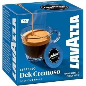 Lavazza Dek Cremoso A Modo Mio Espresso Capsules, 16pk