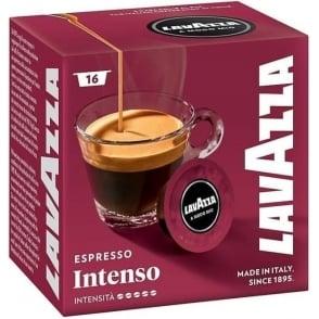 Lavazza Intenso A Modo Mio Espresso Capsules, 16pk