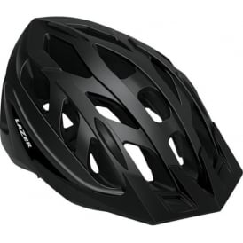 Cyclone Helmet, Matt Black