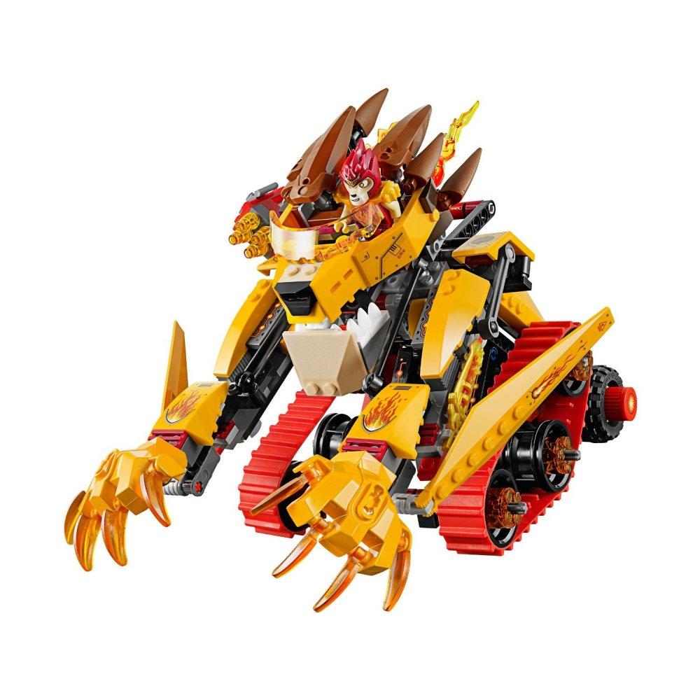Lego chima 70144 lavals fire lion lego from uk - Image de lego chima ...