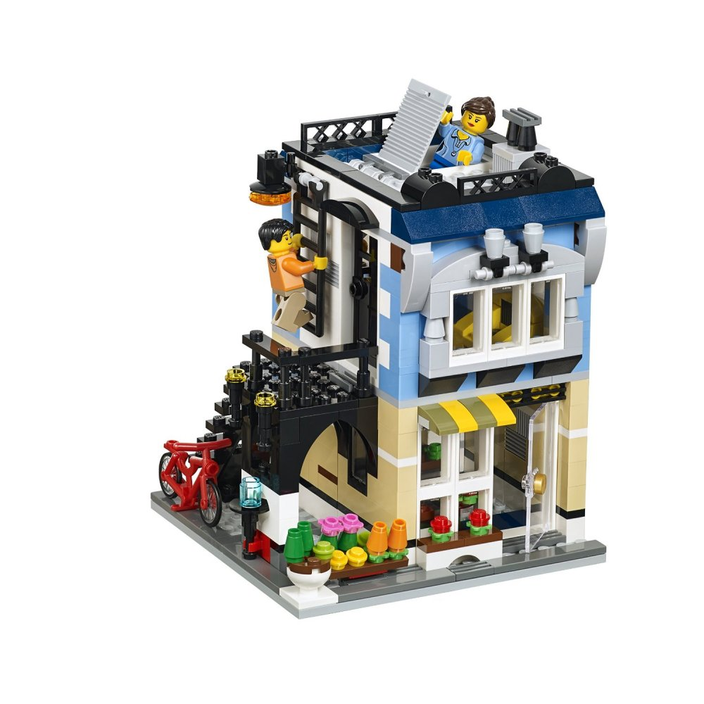 Shop LEGO toys and sets online at David Jones. Free & fast shipping available, or choose to click & collect at our stores.