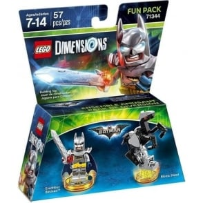 Dimensions Batman Movie Fun Pack