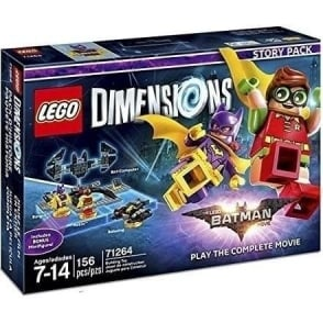 Dimensions Batman Movie Story Pack