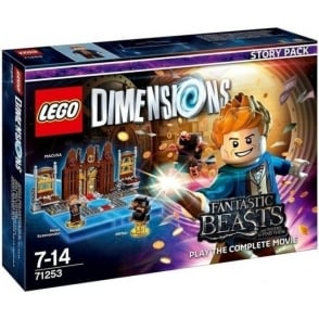 Dimensions: Fantastic Beasts, Story Pack