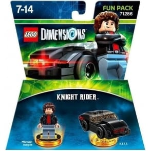 Dimensions: Knight Rider Fun Pack